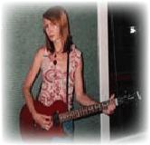Guitar Student Julie L.
